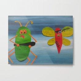 Bug thugs Metal Print