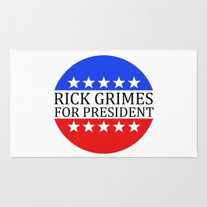 RG For President Rug