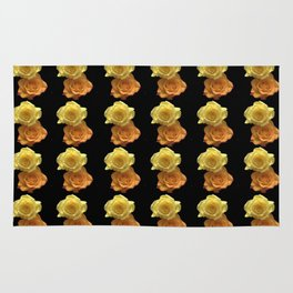 Season of the Flower - Bed of Roses Rug