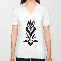 mythology V-neck T-shirts featuring Sweet Mythology Graphic Design by Denis Marsili DDTK