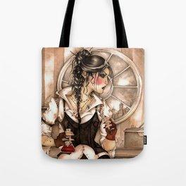 Compas Mentis Tote Bag