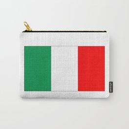 Italian flag-Italy,Italia,Italian,Latine,Roma,venezia,venice,mediterreanean,Genoa,firenze Carry-All Pouch