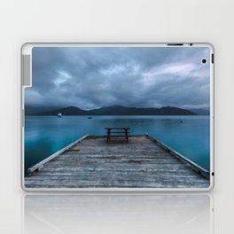 NEW ZEALAND MARLBOROURGH SOUNDS SUNRISE NO.2 Laptop & iPad Skin