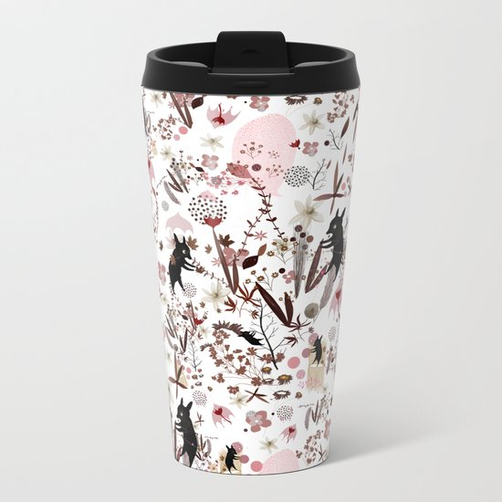 crafty souls Metal Travel Mug