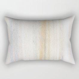 Rustic gray gold yellow vintage white marble Rectangular Pillow