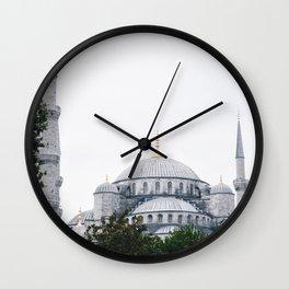Blu Wall Clock
