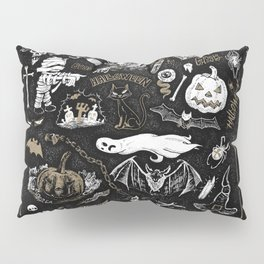 Witchcraft Pillow Sham