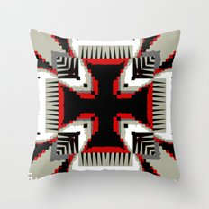 Power to the Nation Throw Pillow