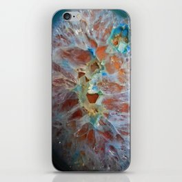 Crystal Cross Section  iPhone Skin