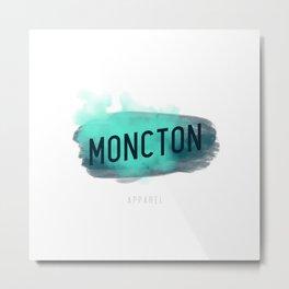 Moncton, New Brunswick / Nouveau Brunswick Metal Print