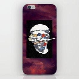 Metallic Soul iPhone Skin