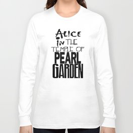 alice i temple of pearl Long Sleeve T-shirt