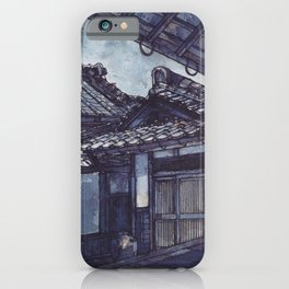 Pearls of Kyoto #2 iPhone Case