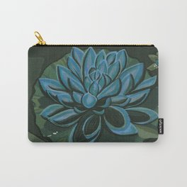 Lotus Adrift Carry-All Pouch