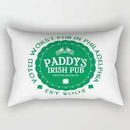 Paddy's Irish Pub Rectangular Pillow