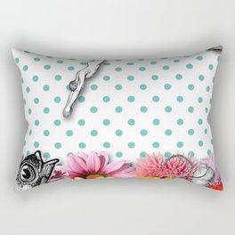 THE SWIMMING POOL Rectangular Pillow