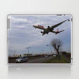 Tam Boeing 777 Heathrow Airport Laptop & iPad Skin