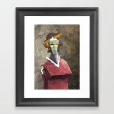 Dynamic Framed Art Print
