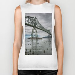 Astoria - Megler Bridge Biker Tank