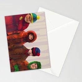 South Park Stationery Cards