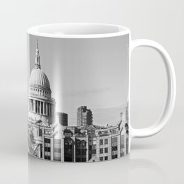 Millennium Bridge and St.Paul's Coffee Mug