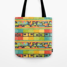 Retro Overload Tote Bag