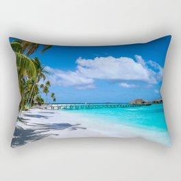 Island Paradise Rectangular Pillow