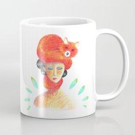 Miss Fox Coffee Mug