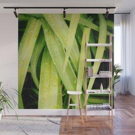 Morning Green Wall Mural
