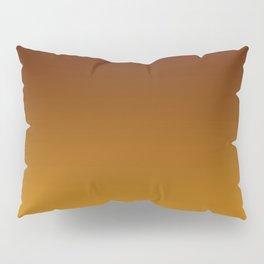 Autumn Color Gradient Pillow Sham