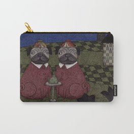 Tea for Two (2) Carry-All Pouch