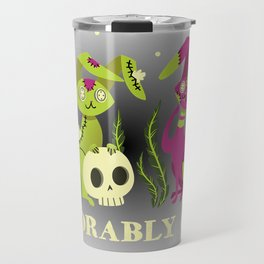 Adorably Odd Travel Mug