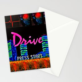 Nightcall Drive Stationery Cards