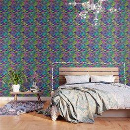Color Chaos Multi-Colored Digital Illustration - Artwork Wallpaper