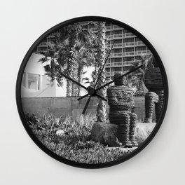 statue Wall Clock