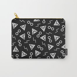 The Chosen One II (Black) Carry-All Pouch