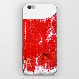 Scratches iPhone Skin