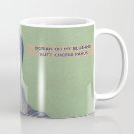 Dorian 'Oh my blushing butt cheaks' Pavus Coffee Mug