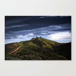 Two Tree Hill Canvas Print