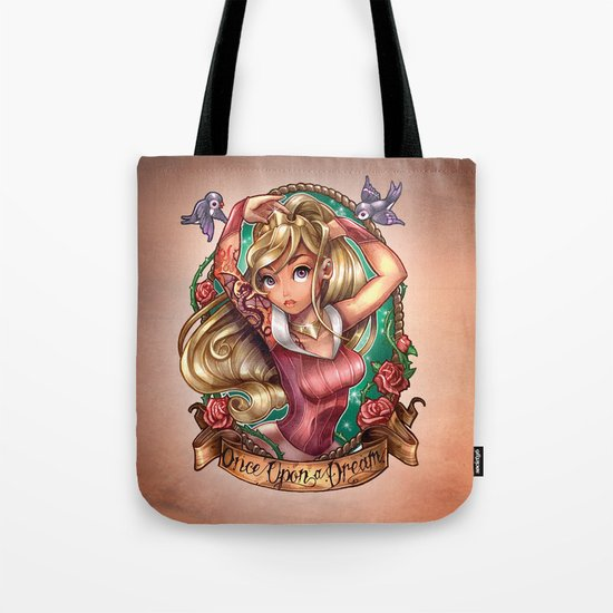 Once Upon A Dream Tote Bag