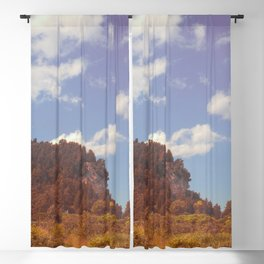 Mackinac Island in the Breeze Blackout Curtain
