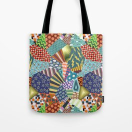 Pattern Explosion 2 Tote Bag