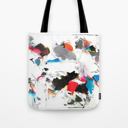 Tribute to Tinguely Tote Bag