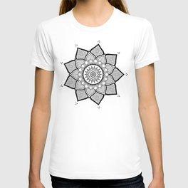 9-Pointed Mandala T-shirt