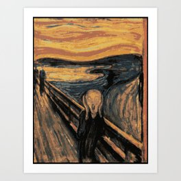 The Art Of Seeing Art Print