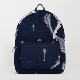 Cosmic Keydom Mirror Backpack