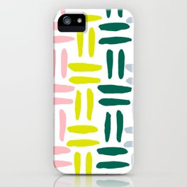 Spring Hatches No 02 (square) iPhone Case