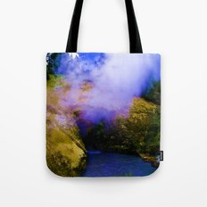 Dragon's Breath Tote Bag