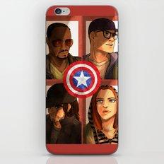 Team America iPhone & iPod Skin