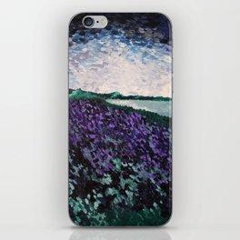 magical lake iPhone Skin